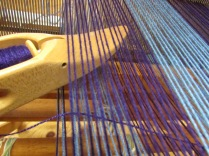 Up-close-loom
